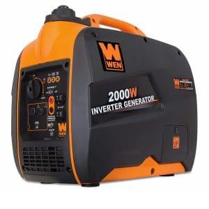 WEN 56200i 2000-Watt Super Quiet Portable Inverter Generator