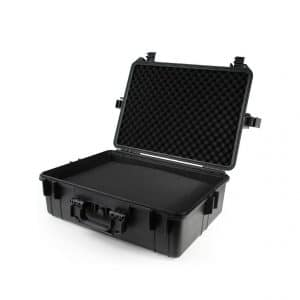 MCM Electronics 22 inches Weatherproof Tactical Equipment Case, Black