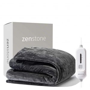 Zenstone Swedish Heated Electric Blanket