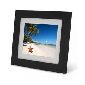 VistaQuest 8-Inches Digital Photo Frame