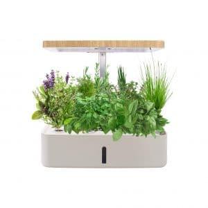 KORAM Hydroponics Growing System Kit 12 Pots