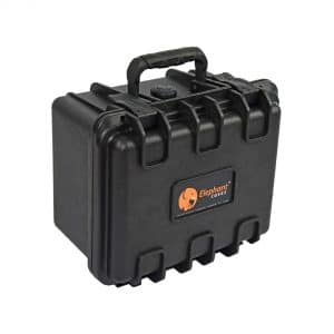 Elephant E130 Waterproof Hard Case with Foam for Guns, Video Camera