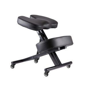 Fedmax Kneeling Chair with Orthopedic Faux Leather