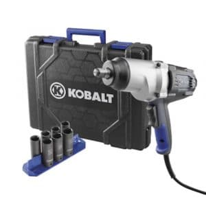 Kobalt 120V ½-Inches Corded Impact Wrench