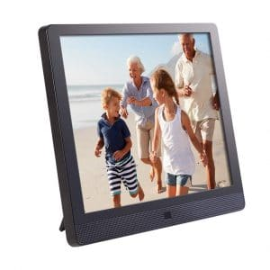 Pix-Star 10-Inches Wi-Fi Cloud Digital Picture Frame