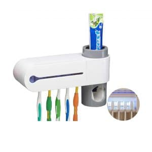 Sooyee UV 5 Toothbrush Holder Sanitizer