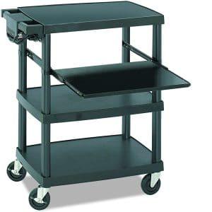 Safco Products Multimedia AV Cart