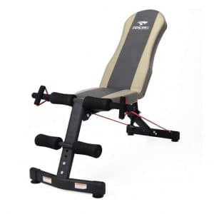 YZPTYD Weight 700lbs Adjustable Weight Bench