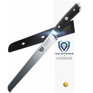 DALSTRONG Gladiator Series Bread Knife