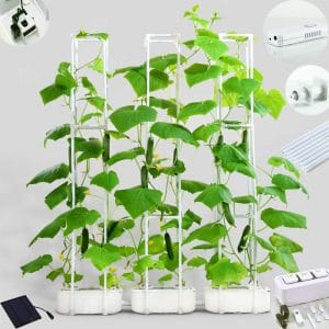 E SUPEREGROW Big Smart Hydroponic Garden Kit