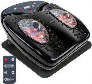 #9. Daiwa Felicity Infrared Foot Circulation Stimulators