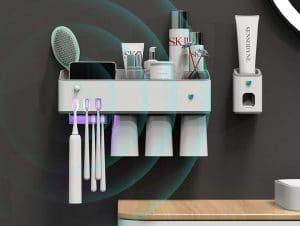 Toothbrush Sanitizers