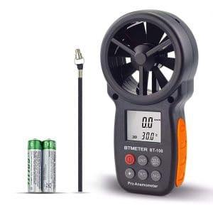 BTMETER BT-100 Handheld Anemometer