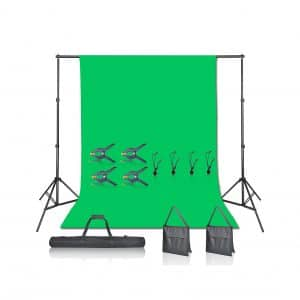 WenFei shop Adjustable Photography Background Stand 30002800mm Backdrop Support System Kit with Carry Bag for Photography Photo Video Studio,Photography Studio