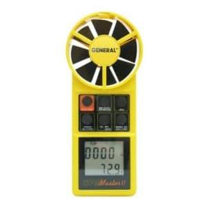 General Tools DCFM8906 Digital Air Flow Meter