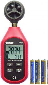 RockyMars RA30 Digital Anemometer Thermometer