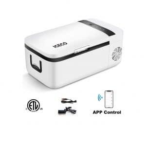 ICECO Portable App Control Touch Screen Portable Refrigerator