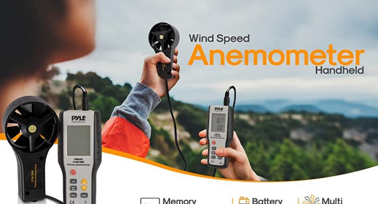 Handheld Anemometer