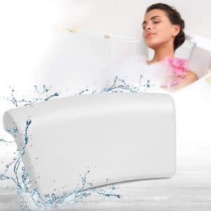 ESSORT Bathtub Pillow