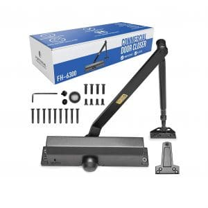 FORTSTRONG Lightweight Commercial Door Closer