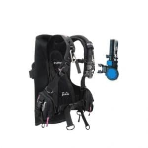 Oceanic New BioLite Travel Scuba Diving BCD