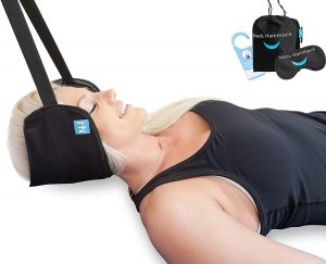 Neck Hammock Portable Cervical Traction Device