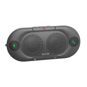 Besign Hands-Free BK06 Bluetooth 5.0 Car Speakerphone