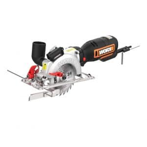 WORX 4.5 Inches 6 AMP Corded Circular Saw