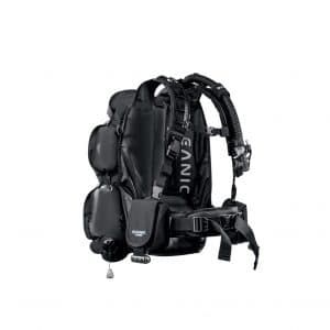 OCEANIC JETPACK DIVING TRAVEL SYSTEM BC:BCD