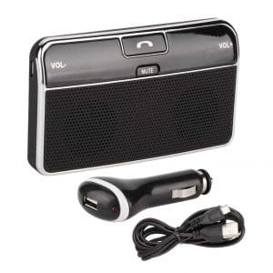 Tbest Bluetooth Handsfree Car Speakerphone