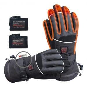 CREATRILL Men Women Heated Gloves