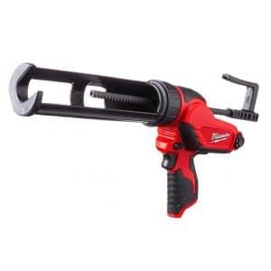 Milwaukee 10 oz 2441-20 M12 Caulk Gun tool
