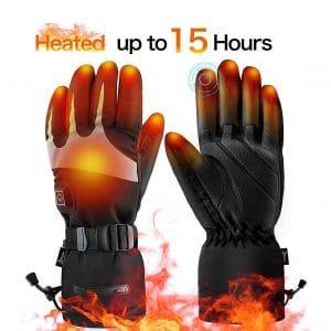 Begleri Electric heated Ski gloves