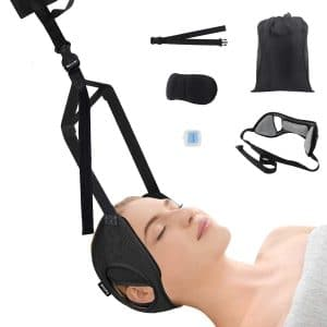 helesin Rassfit Neck Sling Hammock for Neck Pain Traction