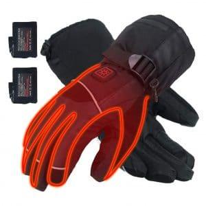 CHEROO Electric Powered Heated Gloves