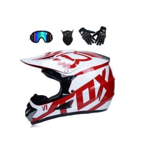 WWQY Adult Motorcross MX Off-Road Helmet