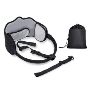 BULYPAZY Cervical Hammock Traction Device Portable Neck Hammock