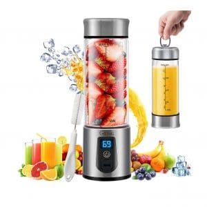 G-TING 450ML Personal Smoothie Cordless Blender