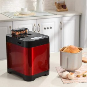 FYLD Full Automatic 450W 650G Double Yeast Stereo Baking Machine