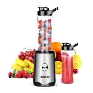 Herrchef 350W W X 20 Oz Titan BPA-Free Portable Blender