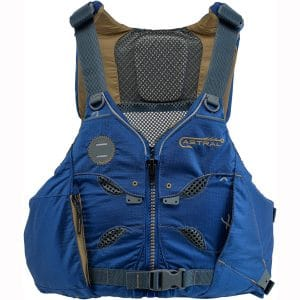 Astral V-Eight Fisher Life Jacket PFD for Kayak Fishing, Recreation and Touring