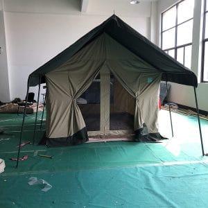 Generic Waterproof Canvas Safari Camping Bell Tent