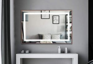 Lighted Mirrors for Bathrooms