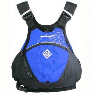 Stohlquist Edge life jackets for kayak fishing