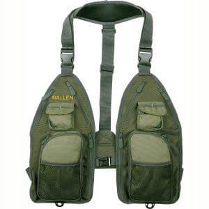 Allen Gallatin Ultra life jackets for kayak fishing Vest & fly fishing vest