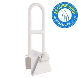 Vaunn Medical Adjustable Bathtub Safety Rail