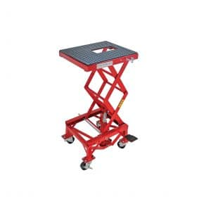 Extreme Max Hydraulic Motorcycle Lift Table