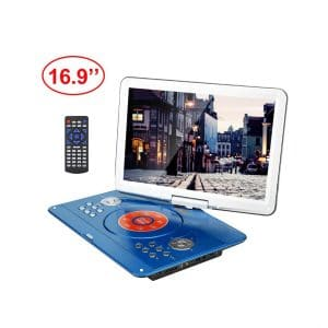 YOOHOO 16.9 Inches Portable 14.1 Inches HD