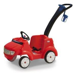 Little Tikes Quiet Drive Buggy Push Car