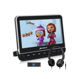 PUMPKIN 10.1 Inches 1080P Video Headrest DVD Player